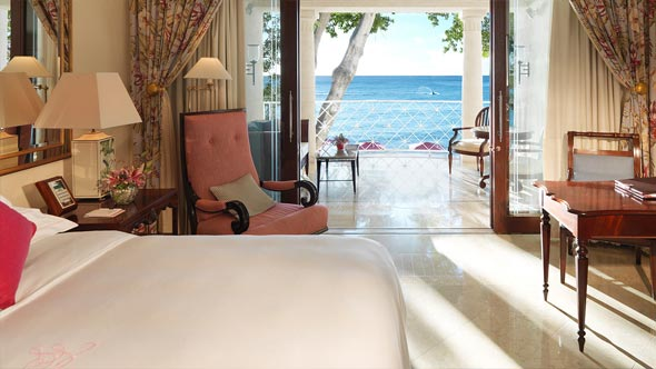 BARBADOS - Sandy Lane Resort